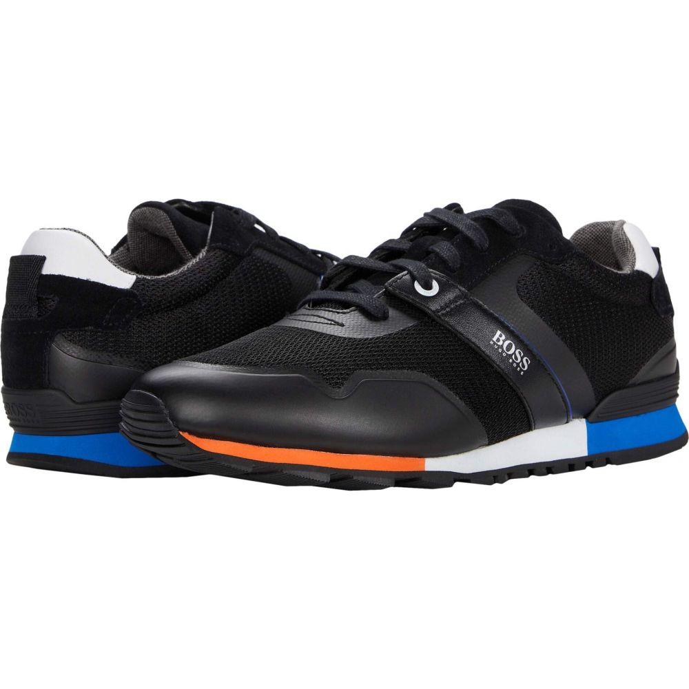 ヒューゴ ボス BOSS Hugo Boss メンズ スニーカー シューズ・靴【Parkour Run Sneakers by BOSS】Black