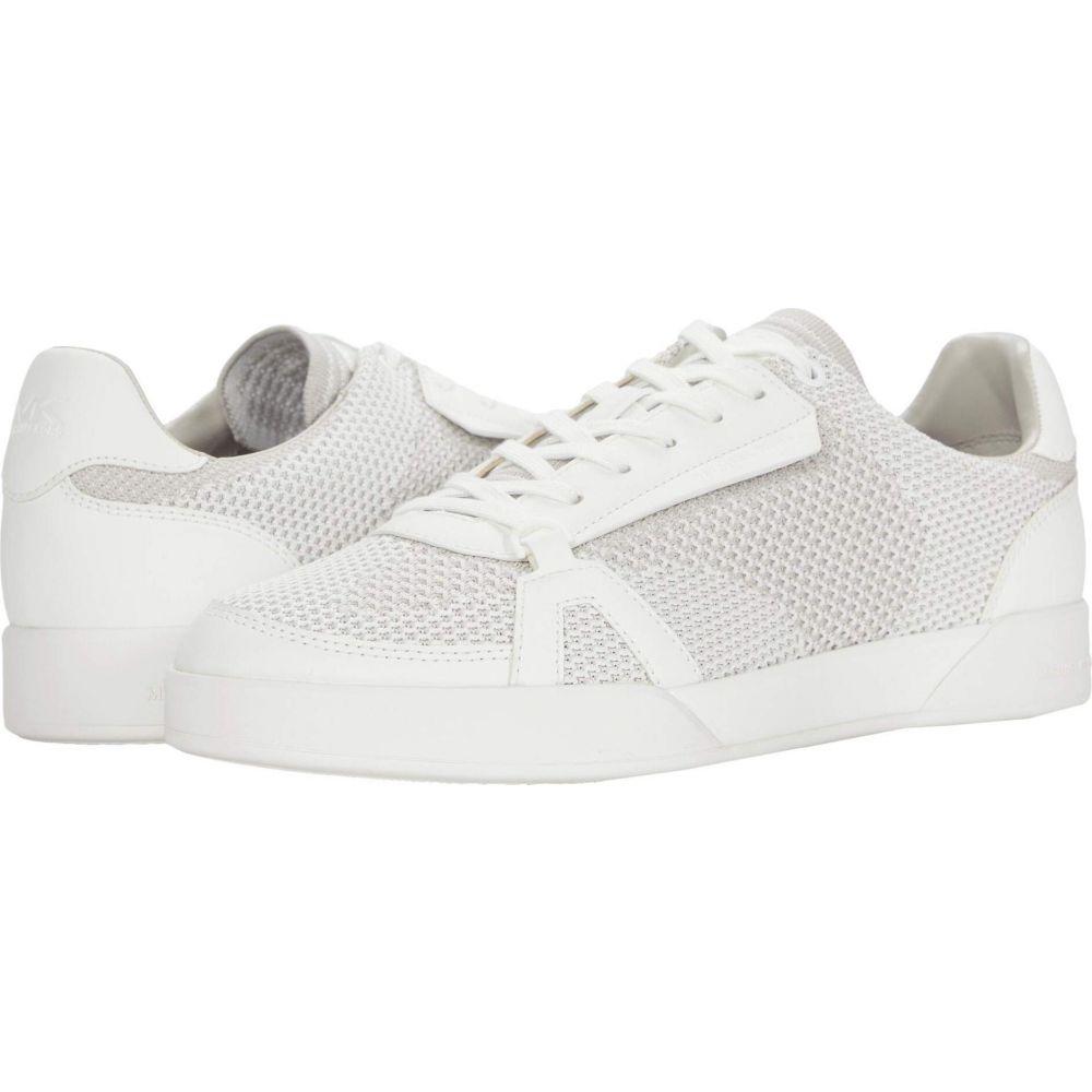 マイケル コース Michael Kors メンズ スニーカー シューズ・靴【Adrian】Optic White