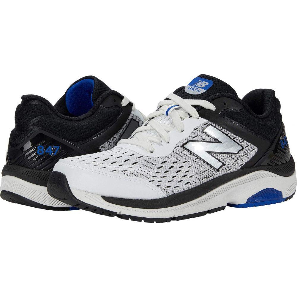 ニューバランス New Balance メンズ スニーカー シューズ・靴【847v4】Arctic Fox/Black