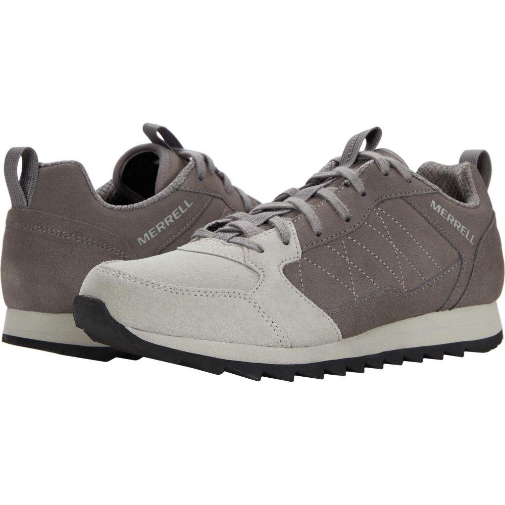 メレル Merrell メンズ ハイキング・登山 スニーカー シューズ・靴【Alpine Sneaker】Charcoal Suede