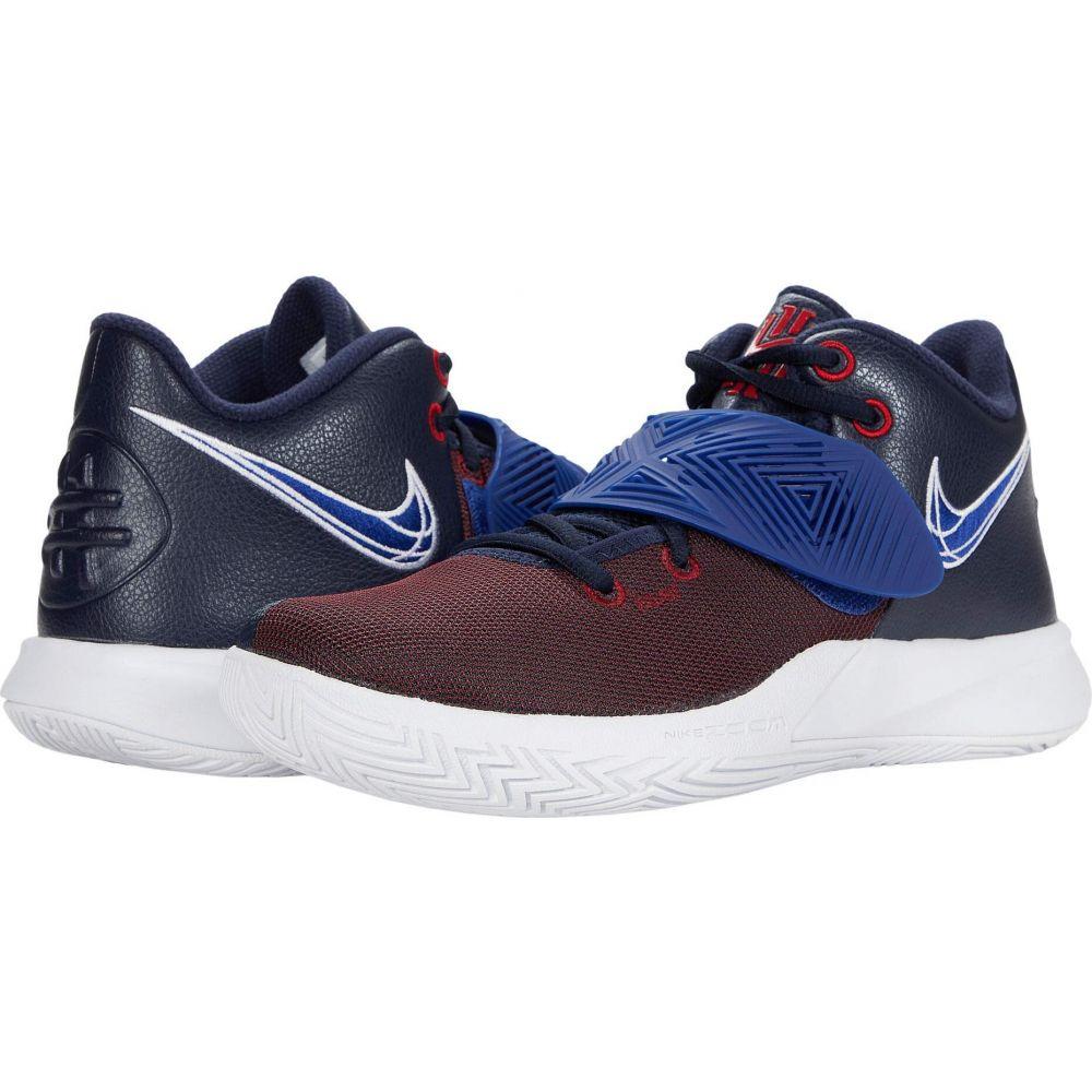 ナイキ Nike メンズ バスケットボール シューズ・靴【Kyrie Flytrap III】Obsidian/Deep Royal Blue/Gym Red/White