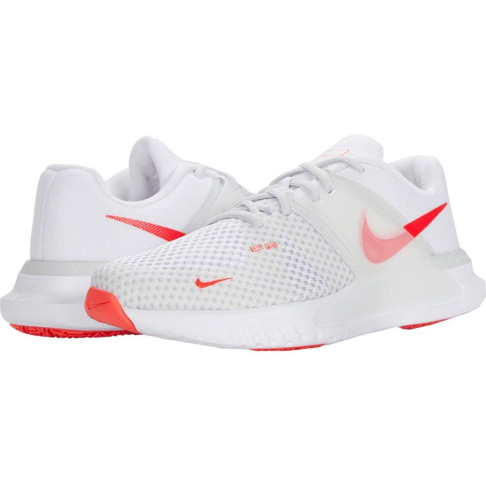 ナイキ Nike メンズ ランニング・ウォーキング シューズ・靴【Renew Fusion】White/Laser Crimson/Photon Dust