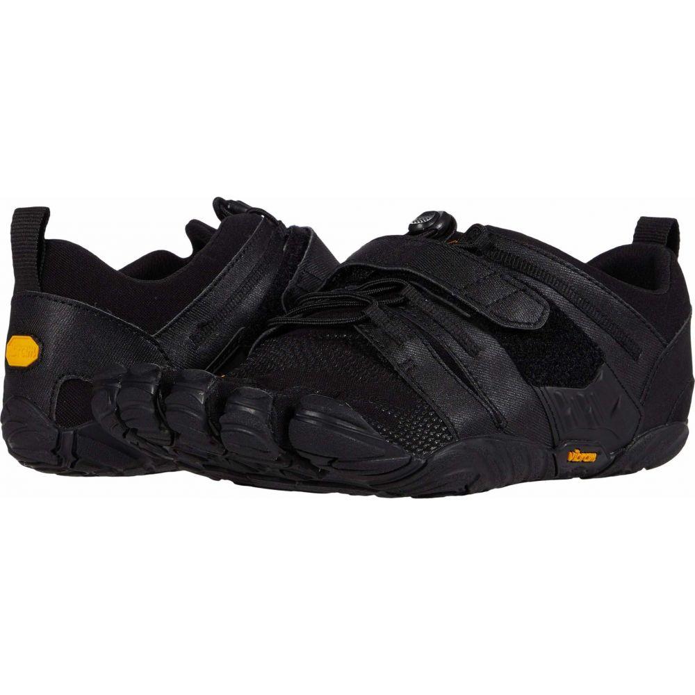 ビブラムファイブフィンガーズ Vibram FiveFingers メンズ ランニング・ウォーキング シューズ・靴【V-Train 2.0】Black/Black