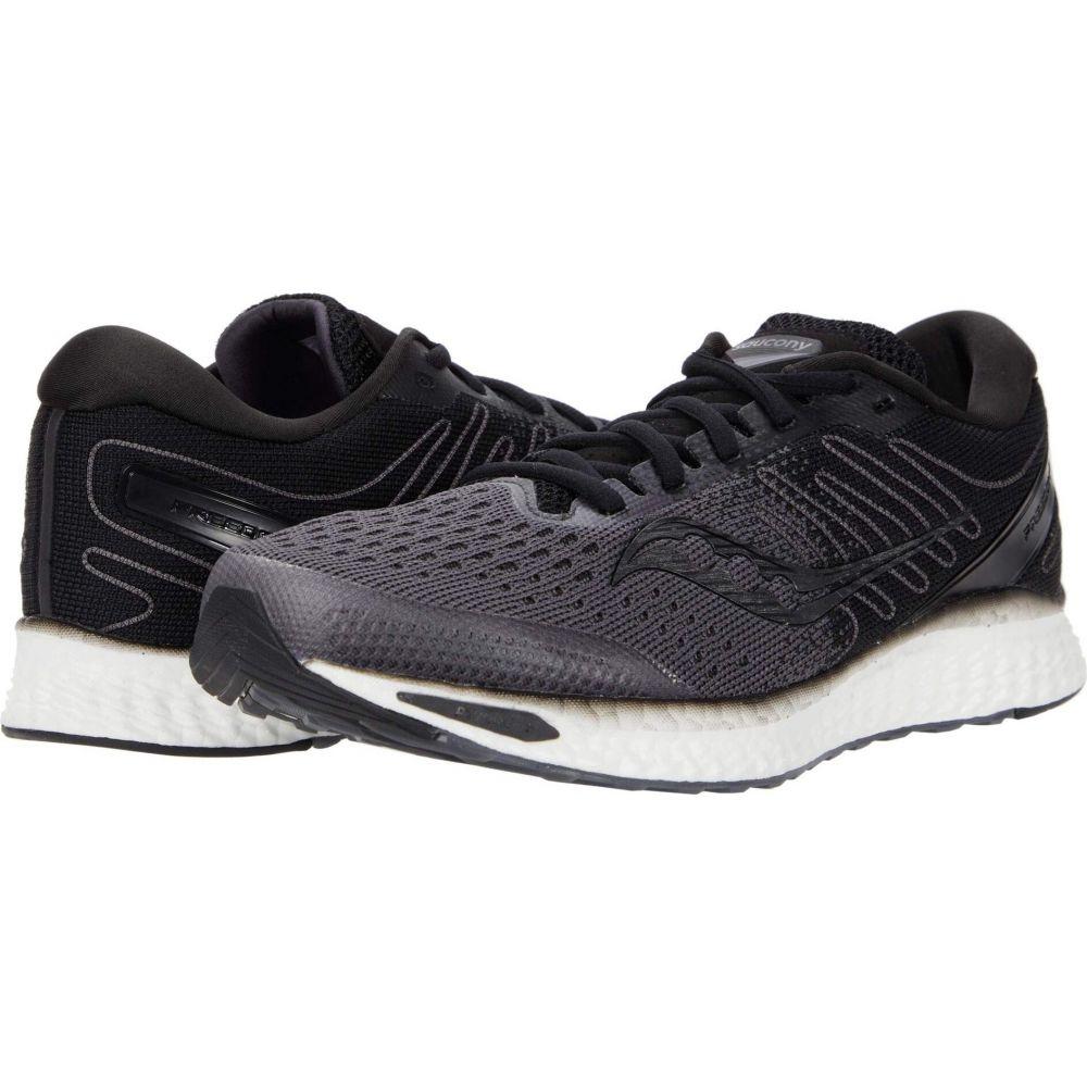 サッカニー Saucony メンズ ランニング・ウォーキング シューズ・靴【Freedom 3】Black/White