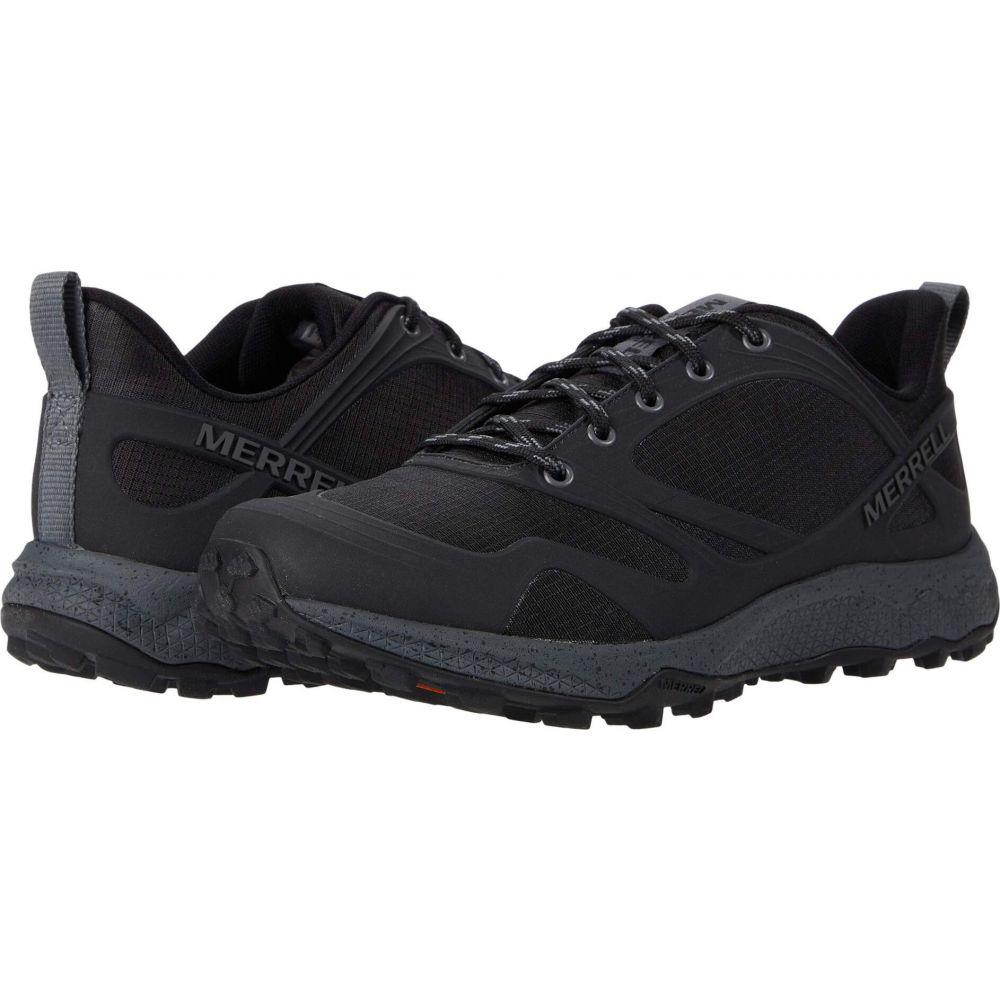 メレル Merrell メンズ ハイキング・登山 シューズ・靴【Altalight】Black/Rock
