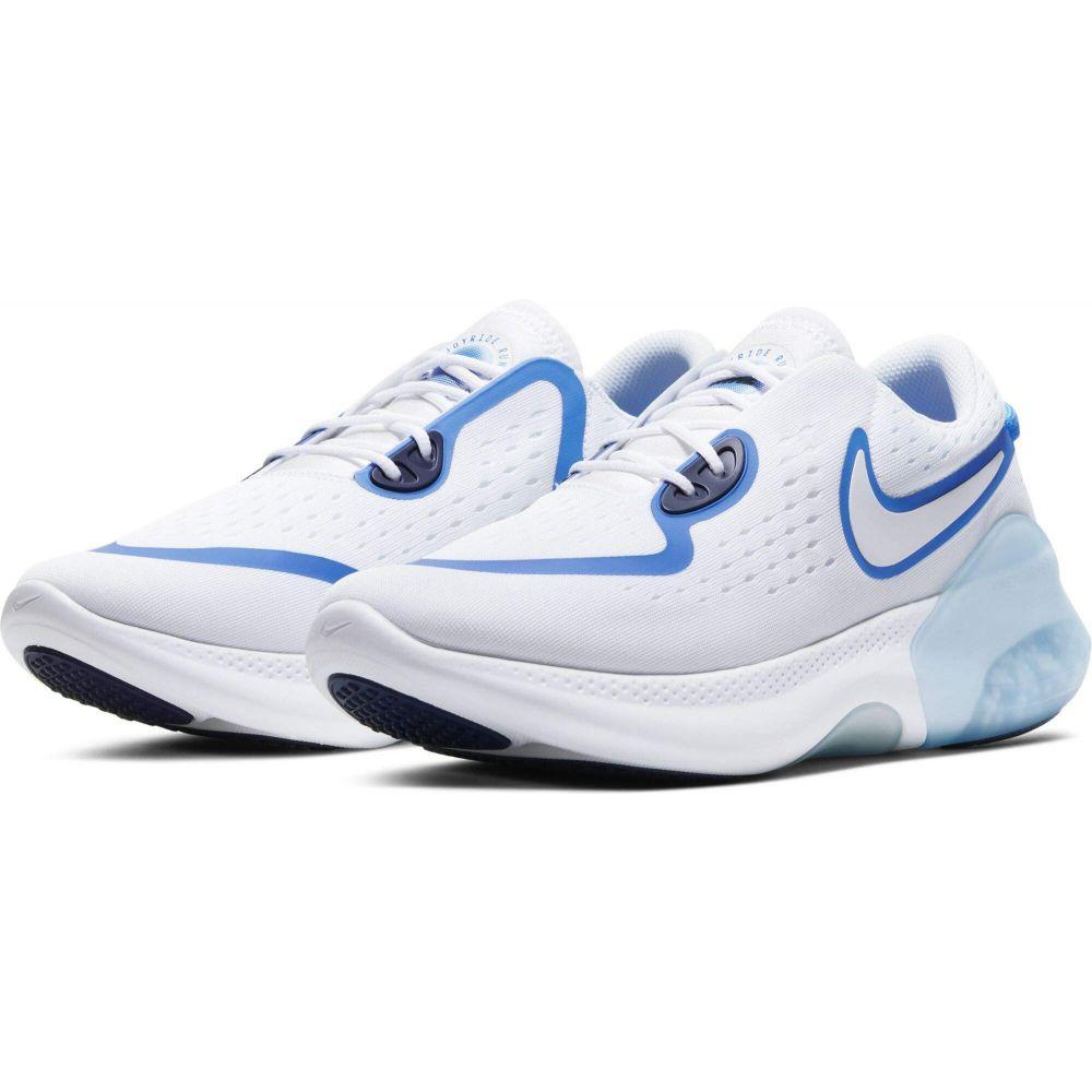 ナイキ Nike メンズ ランニング・ウォーキング シューズ・靴【Joyride Dual Run】White/White/Photo Blue/Blue Void