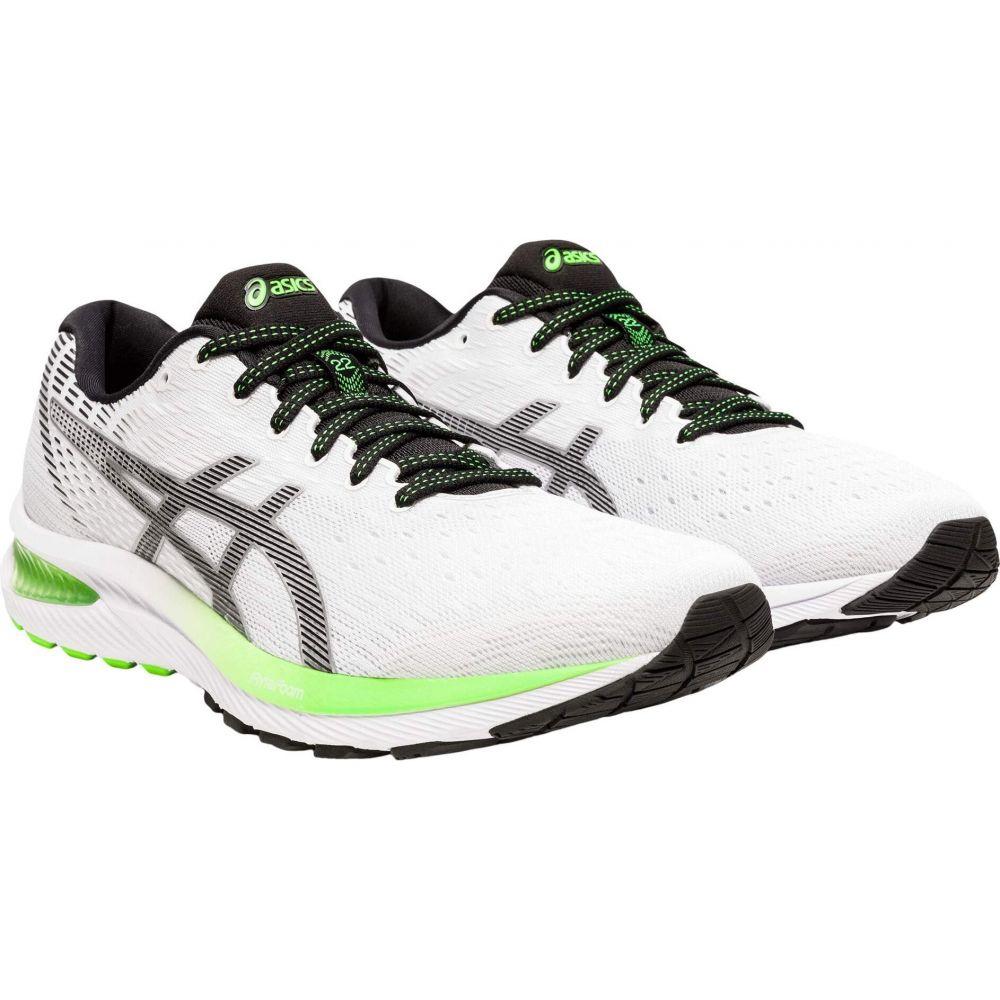 アシックス ASICS メンズ ランニング・ウォーキング シューズ・靴【GEL-Cumulus 22】White/Black