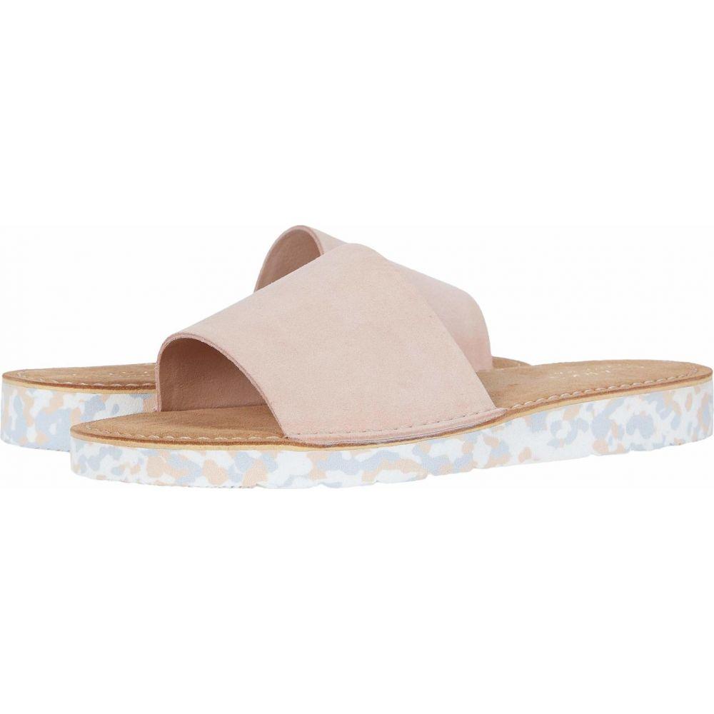 クラークス Clarks レディース サンダル・ミュール シューズ・靴【Lunan Slide】Light Pink Suede