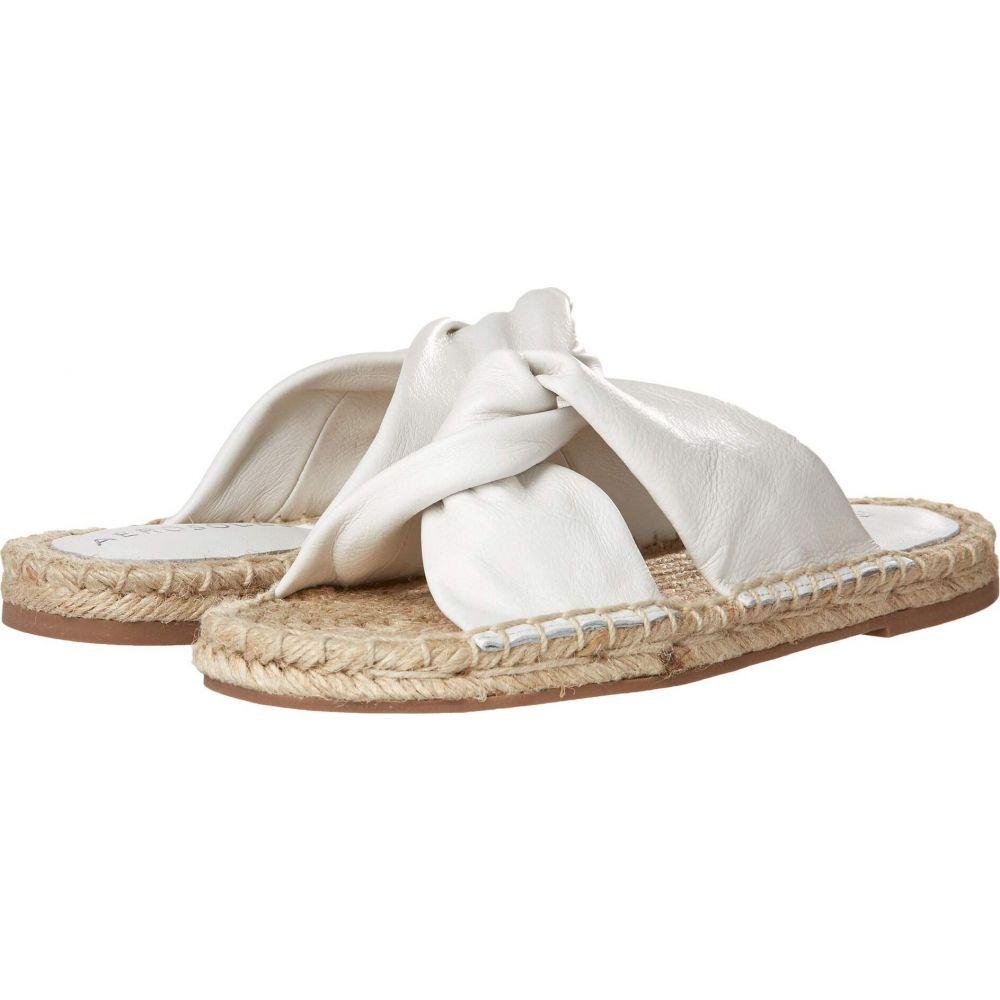 エアロソールズ Aerosoles レディース サンダル・ミュール シューズ・靴【Paramus】White Leather