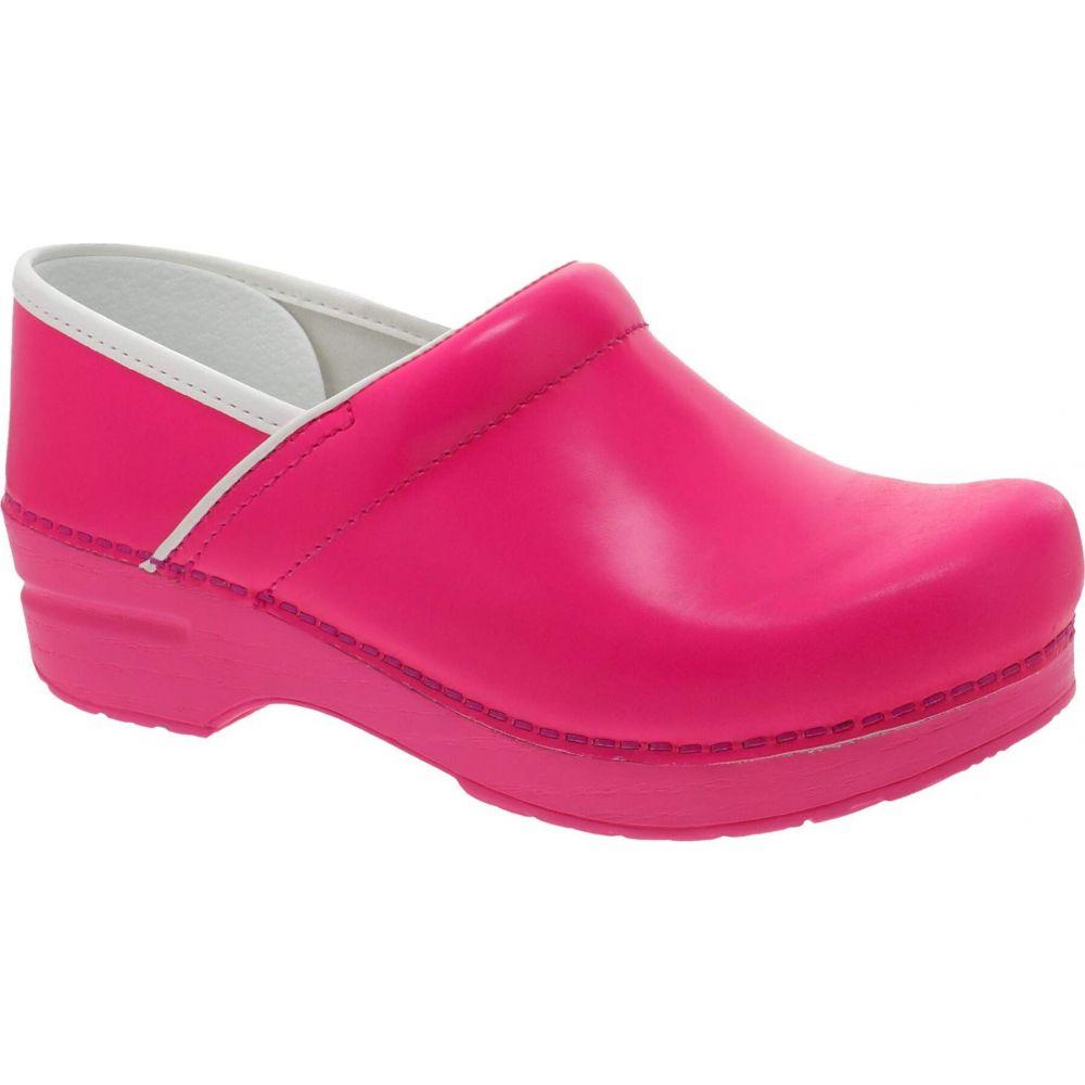 ダンスコ Dansko レディース シューズ・靴 【Professional】Pink Neon Leather