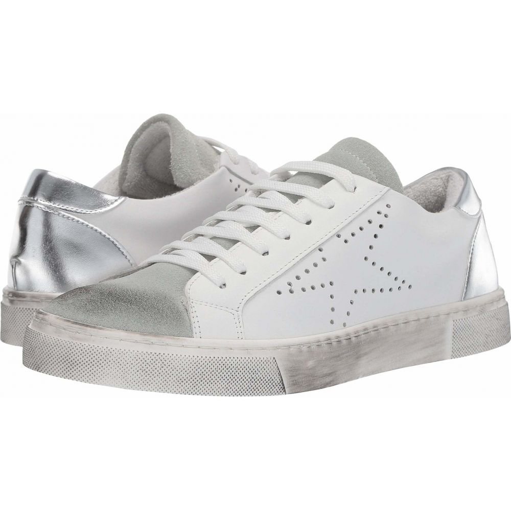 スティーブン ニューヨーク STEVEN NEW YORK レディース スニーカー シューズ・靴【Rezza】White