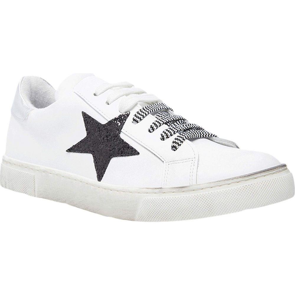 スティーブン ニューヨーク STEVEN NEW YORK レディース スニーカー シューズ・靴【Rubie】White Multi