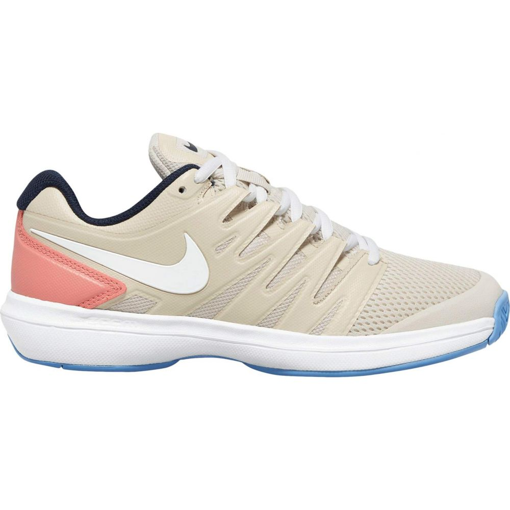 ナイキ Nike レディース スニーカー エアズーム シューズ・靴【Air Zoom Prestige】Light Orewood Brown/White/Sunblush