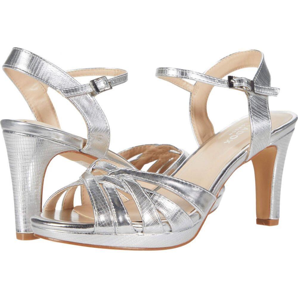 パラドックスロンドン Paradox London レディース サンダル・ミュール シューズ・靴【Elanor】Silver
