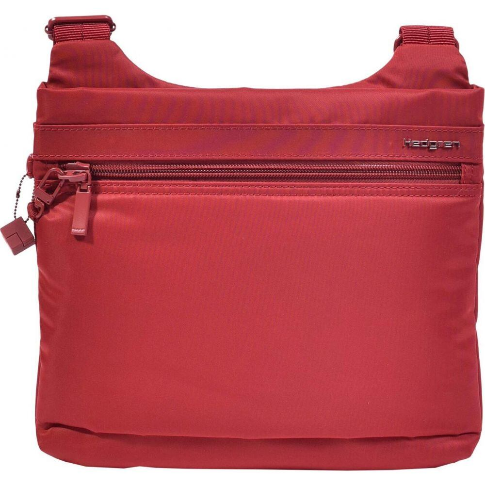 ヘデグレン Hedgren レディース ショルダーバッグ バッグ【Faith RFID Crossbody with Safety Hook】Sun Dried Tomato