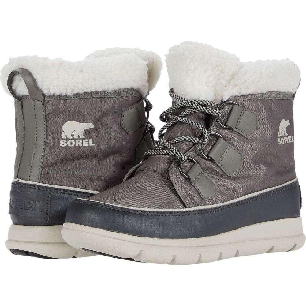 ソレル SOREL レディース シューズ・靴 【Explorer Carnival】Quarry