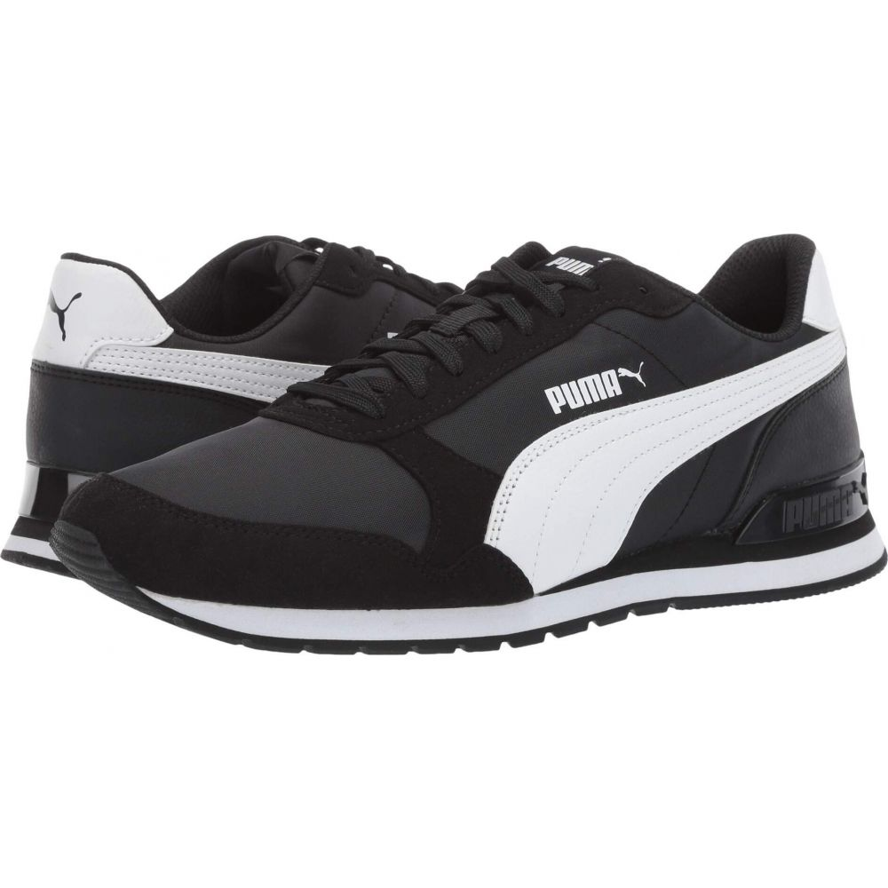 プーマ PUMA メンズ ランニング・ウォーキング シューズ・靴【ST Runner V2 NL】Puma Black/Puma White