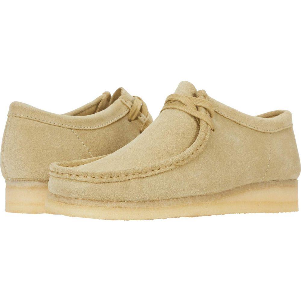 クラークス Clarks メンズ シューズ・靴 【Wallabee】Maple Suede