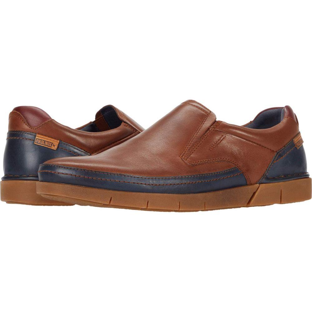 ピコリノス Pikolinos メンズ シューズ・靴 【Palamos M0R-3216C1】Cuero