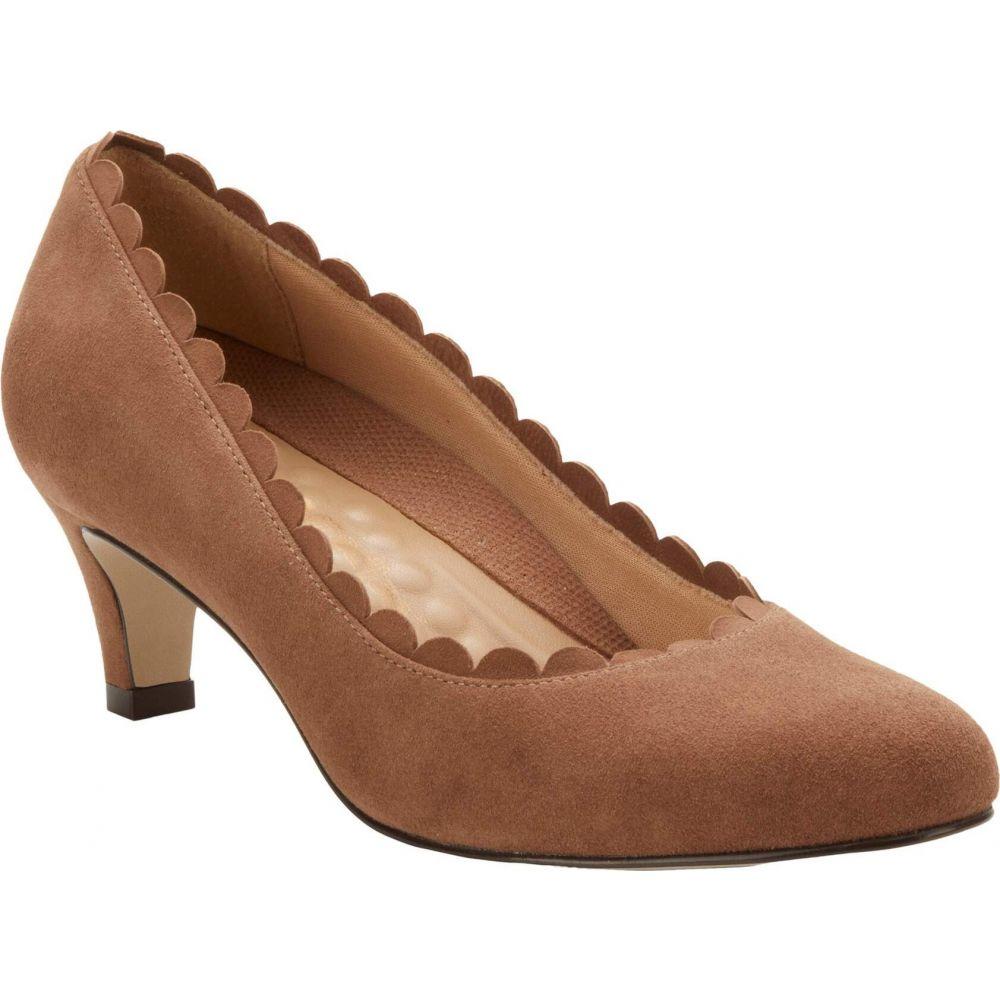 ウォーキング クレードル Walking Cradles レディース シューズ・靴 【Janie】Warm Taupe Suede