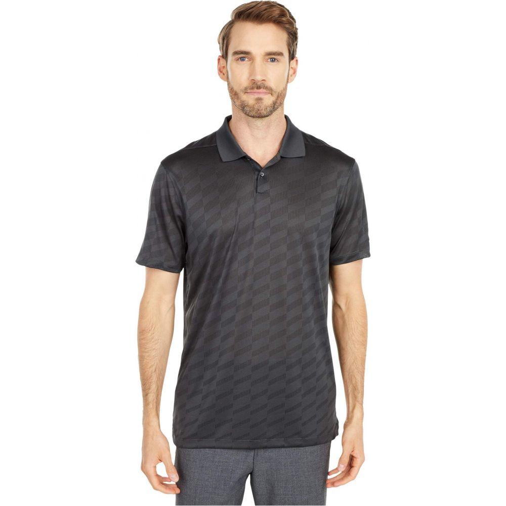 ナイキ Nike Golf メンズ ポロシャツ トップス【Dri-FIT(TM) Vapor Polo】Black/Dark Smoke Grey/Black
