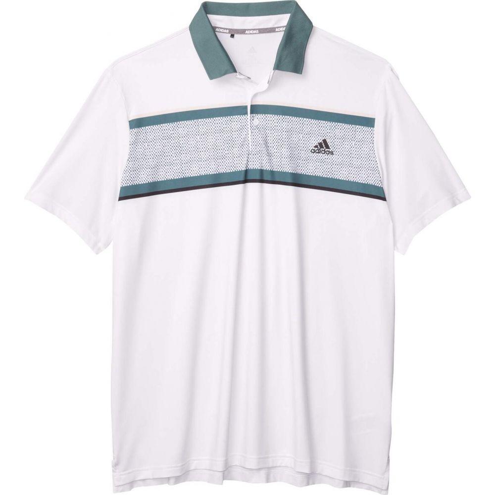 アディダス adidas Golf メンズ ポロシャツ トップス【Ultimate365 Polo】White