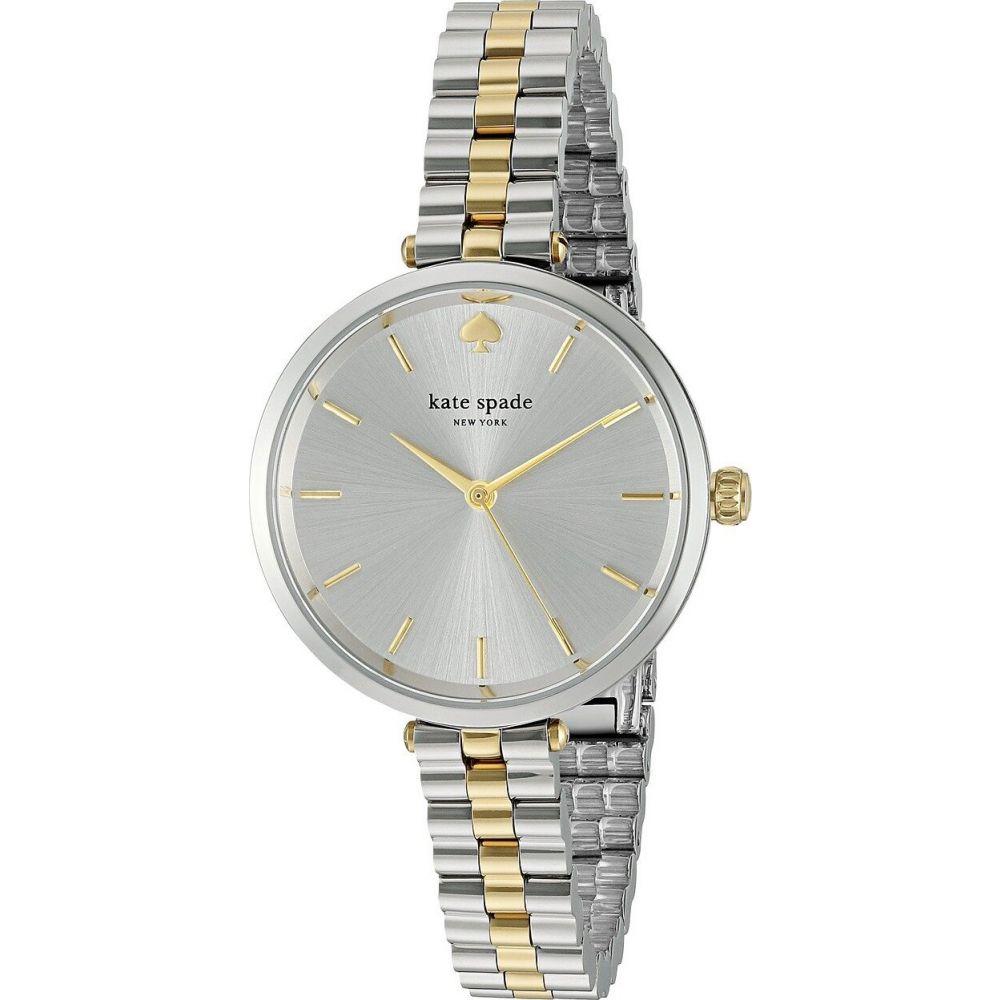 ケイト スペード Kate Spade New York レディース 腕時計 【Holland - KSW1119】Silver