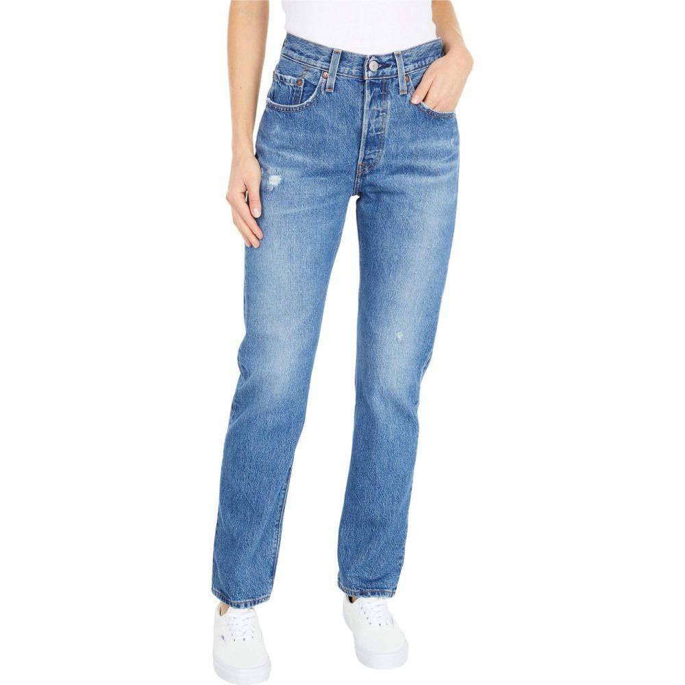 リーバイス Levi's Premium レディース ジーンズ・デニム ボトムス・パンツ【501 Jeans】Athens Dark