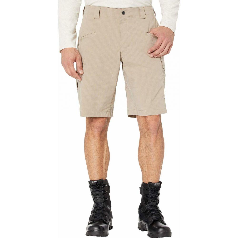 5.11 メンズ タクティカル Tactical ショートパンツ ボトムス・パンツ【Stryke 5.11 Shorts】Khaki