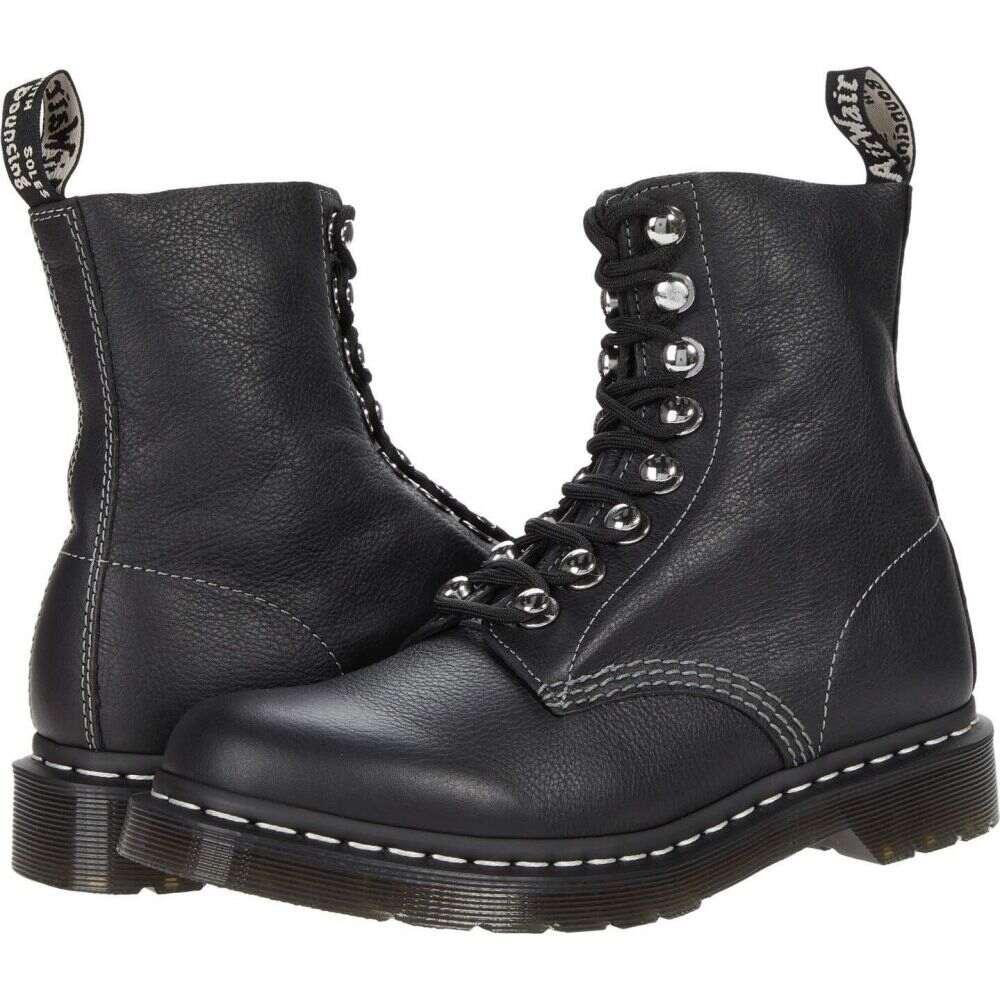 ドクターマーチン Dr. Martens レディース シューズ・靴 【1460 Pascal Hardware】Black Virginia