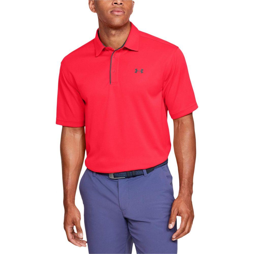 アンダーアーマー Under Armour Golf メンズ ポロシャツ トップス【Tech Polo】Beta/Pitch Gray