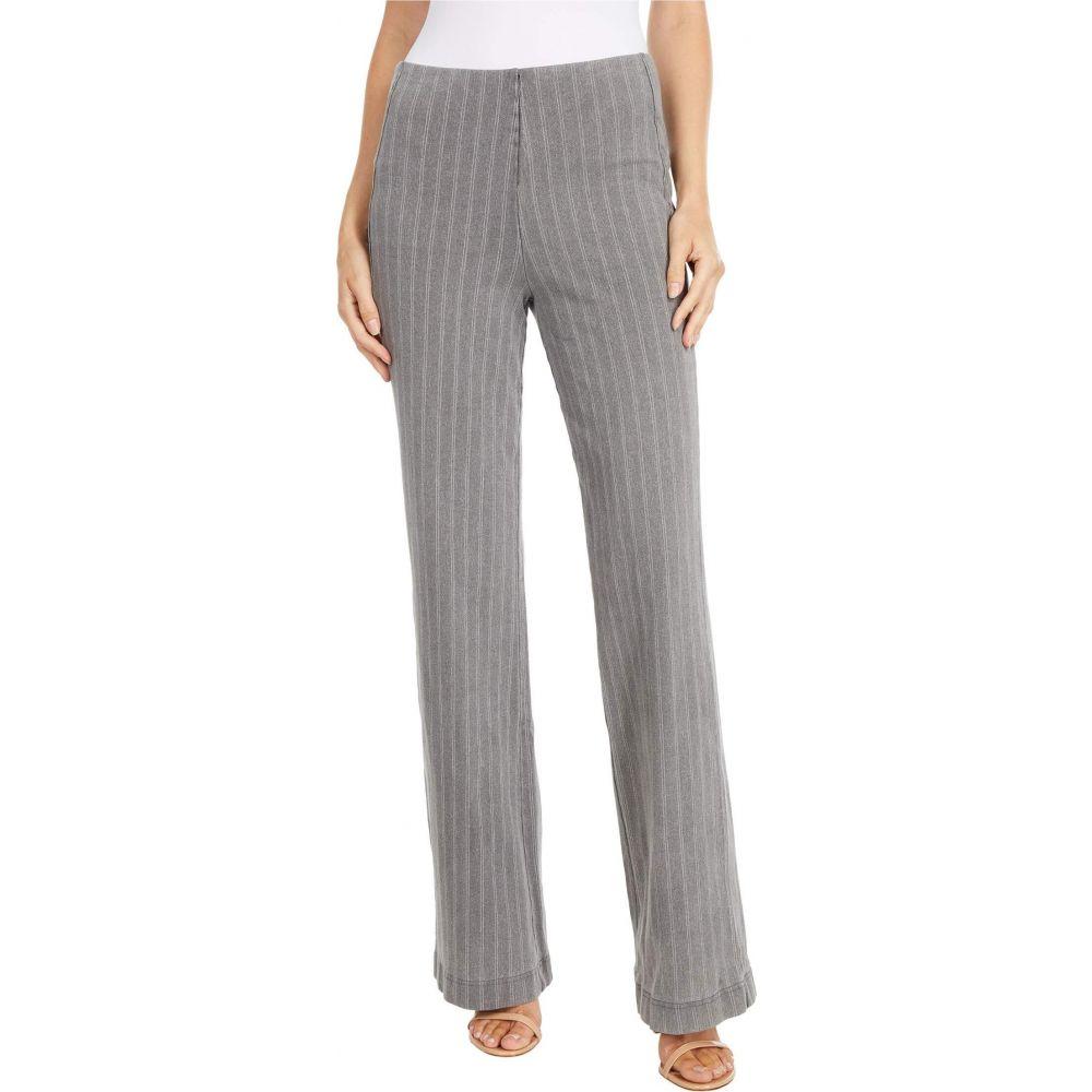 リセ Lysse レディース ジーンズ・デニム ボトムス・パンツ【Denim Trouser Jeans in Pinstripe】Mid Grey Pinstripe