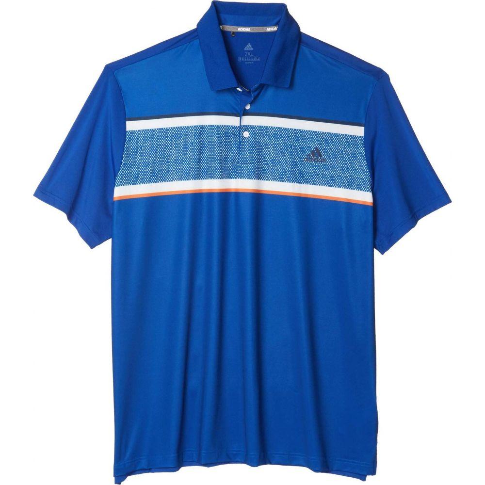 アディダス adidas Golf メンズ ポロシャツ トップス【Ultimate365 Polo】Team Royal Blue