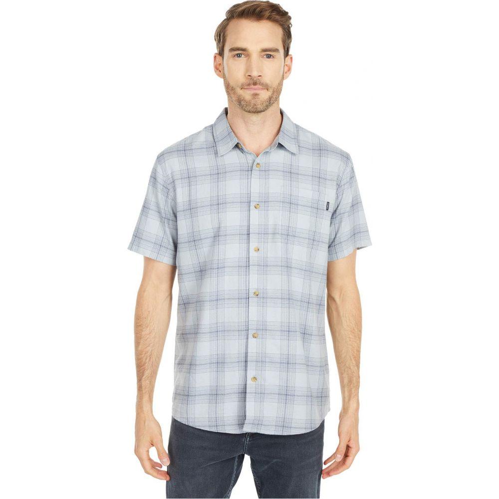 オニール O'Neill メンズ 半袖シャツ トップス【Dialed Short Sleeve Shirt】Light Indigo
