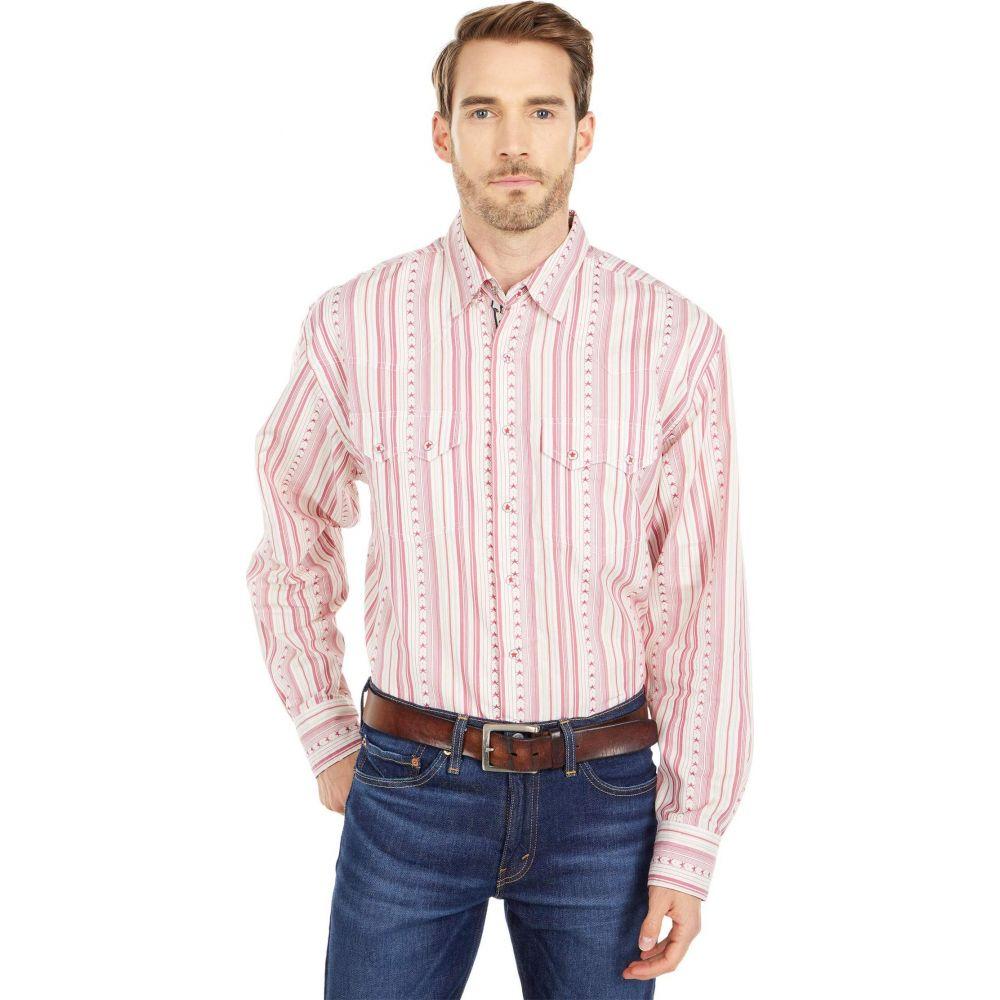 スカーリー Scully メンズ シャツ トップス【Patriotic Shirt】Red