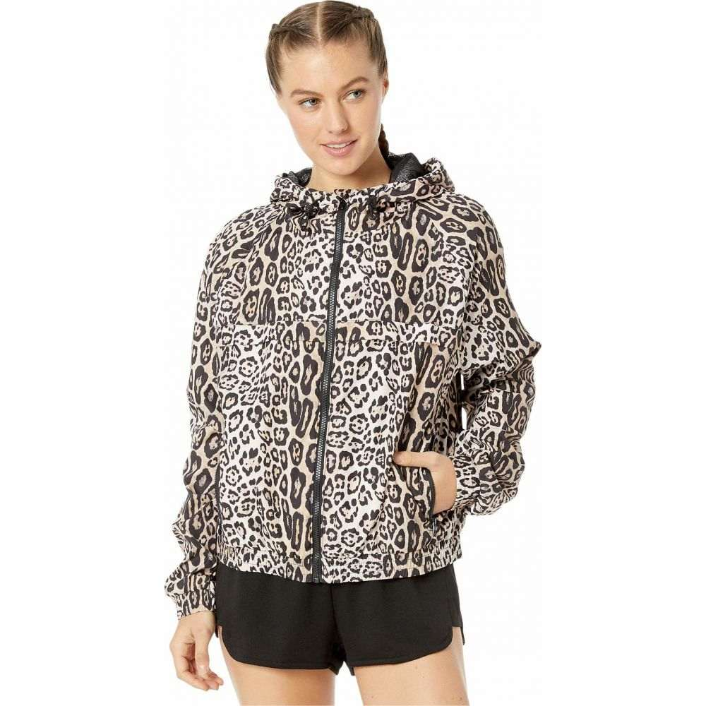 オンジー Onzie レディース ジャケット アウター【Breakaway Jacket】Leopard