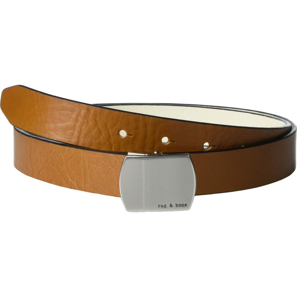ラグ&ボーン rag & bone レディース ベルト 【Fling Belt】Tan/Antique White