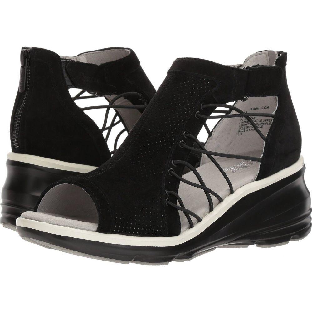 ジャンブー Jambu レディース シューズ・靴 【Naomi】Black