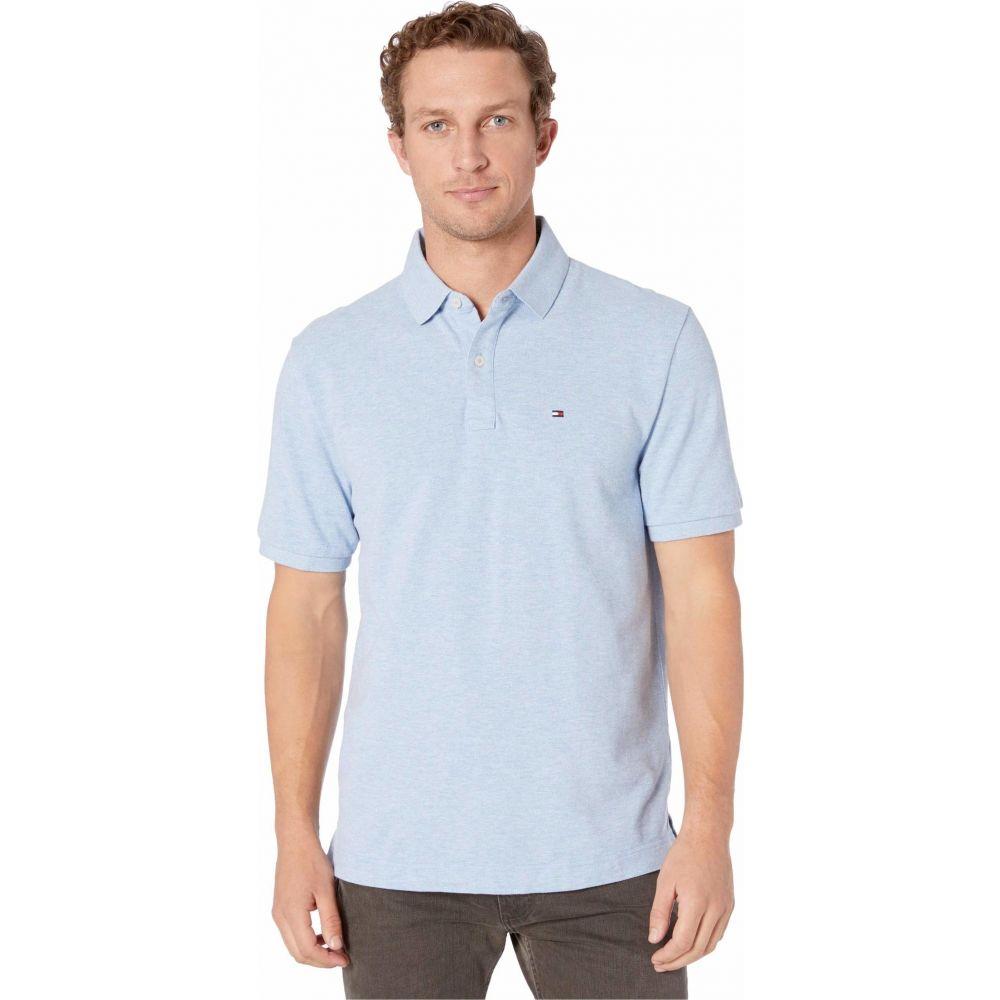 トミー ヒルフィガー Tommy Hilfiger メンズ ポロシャツ トップス【Ivy Polo Shirt Classic Fit】Malaga Blue Heather