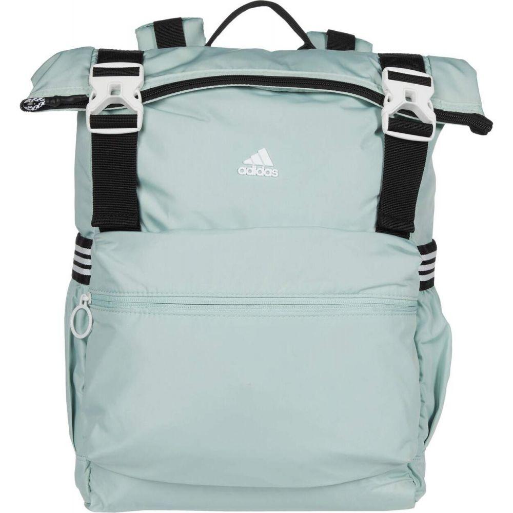アディダス adidas レディース バックパック・リュック バッグ【Yola II Backpack】Green Tint/Black/White