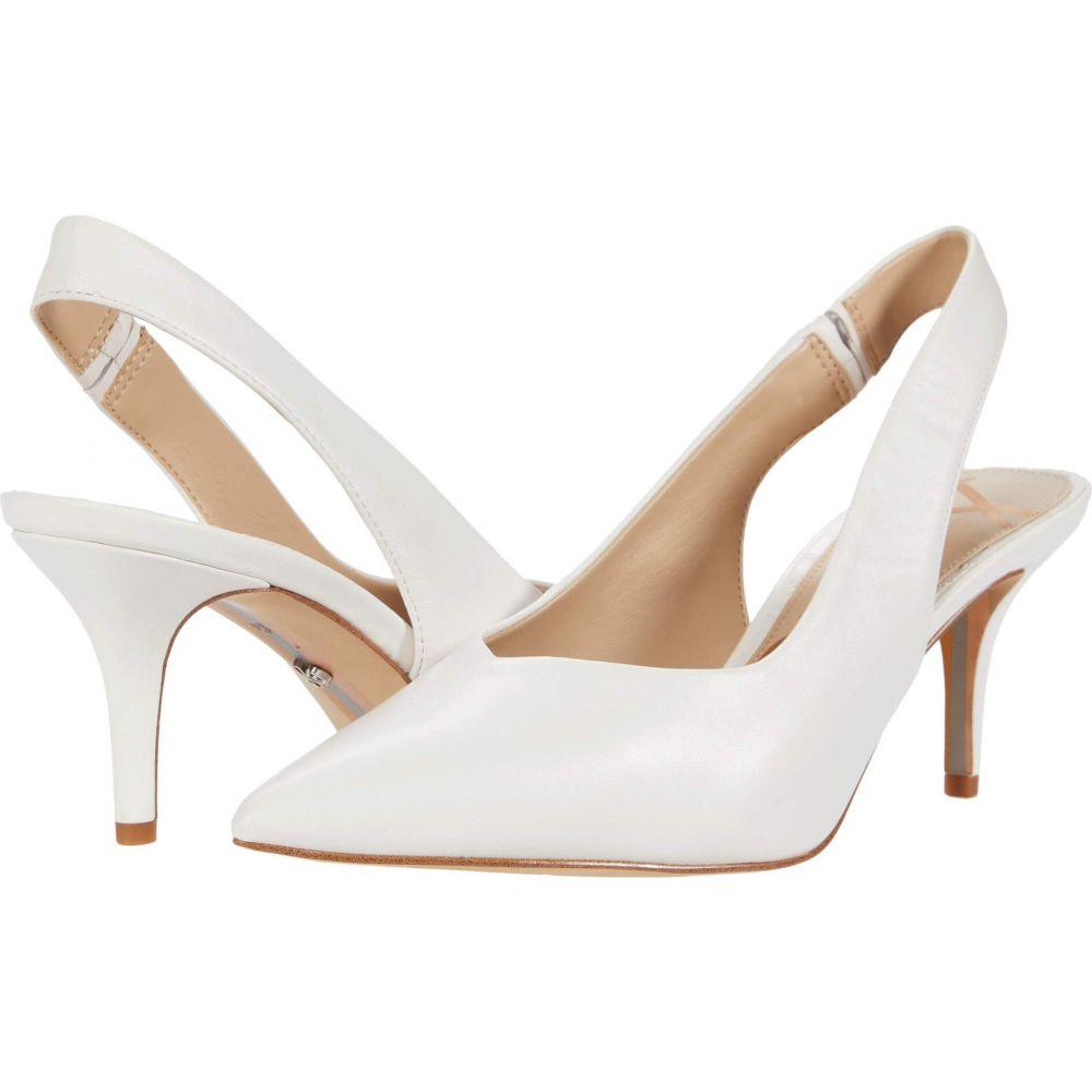 サム エデルマン Sam Edelman レディース シューズ・靴 【Jeckel】Bright White Dress Nappa Leather