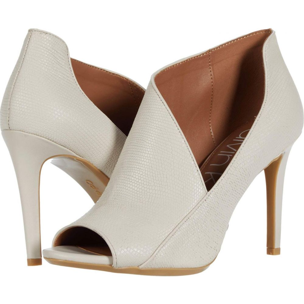 カルバンクライン Calvin Klein レディース シューズ・靴 【Nastassia】Soft White