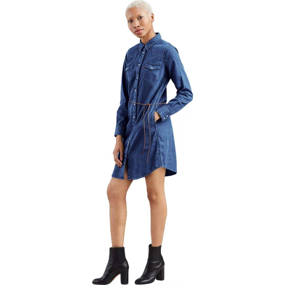 リーバイス Levi's Womens レディース ワンピース ワンピース・ドレス【The Ultimate Western Dress】Walk It Out