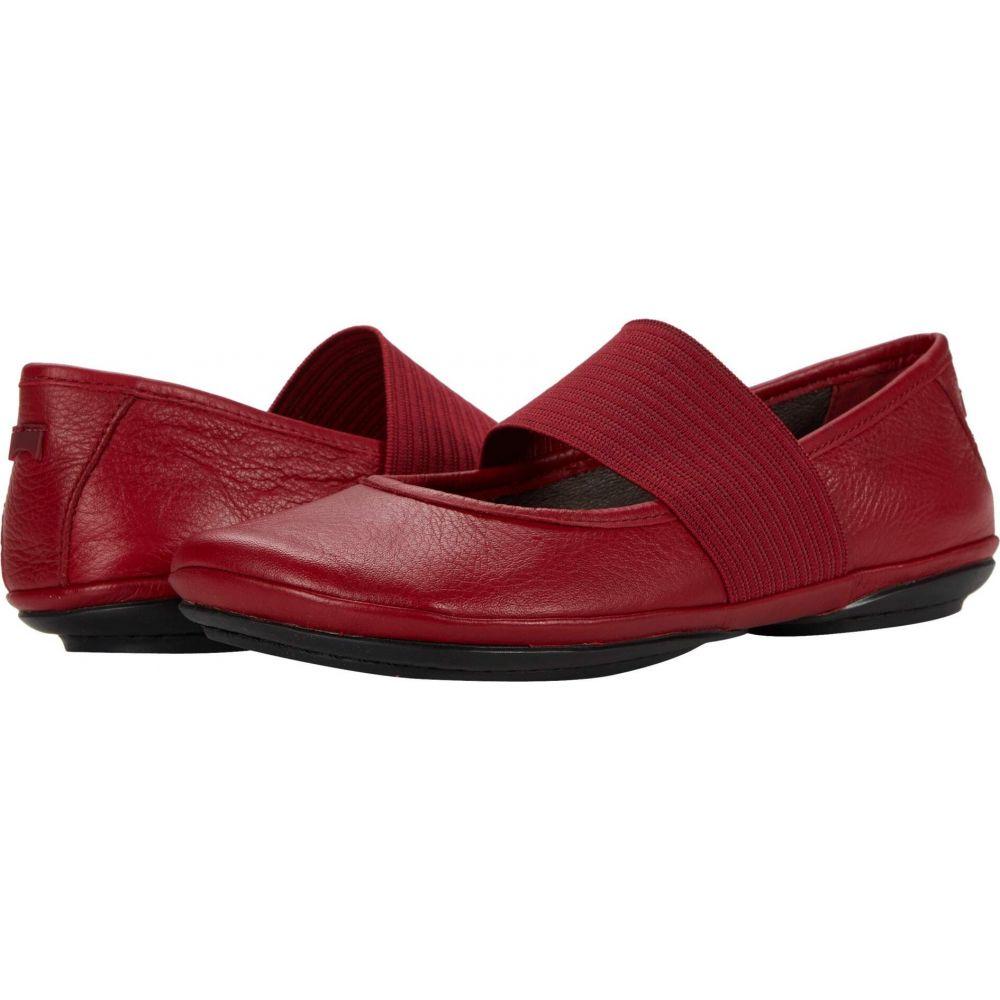 カンペール Camper レディース シューズ・靴 【Right Nina 21595】Medium Red
