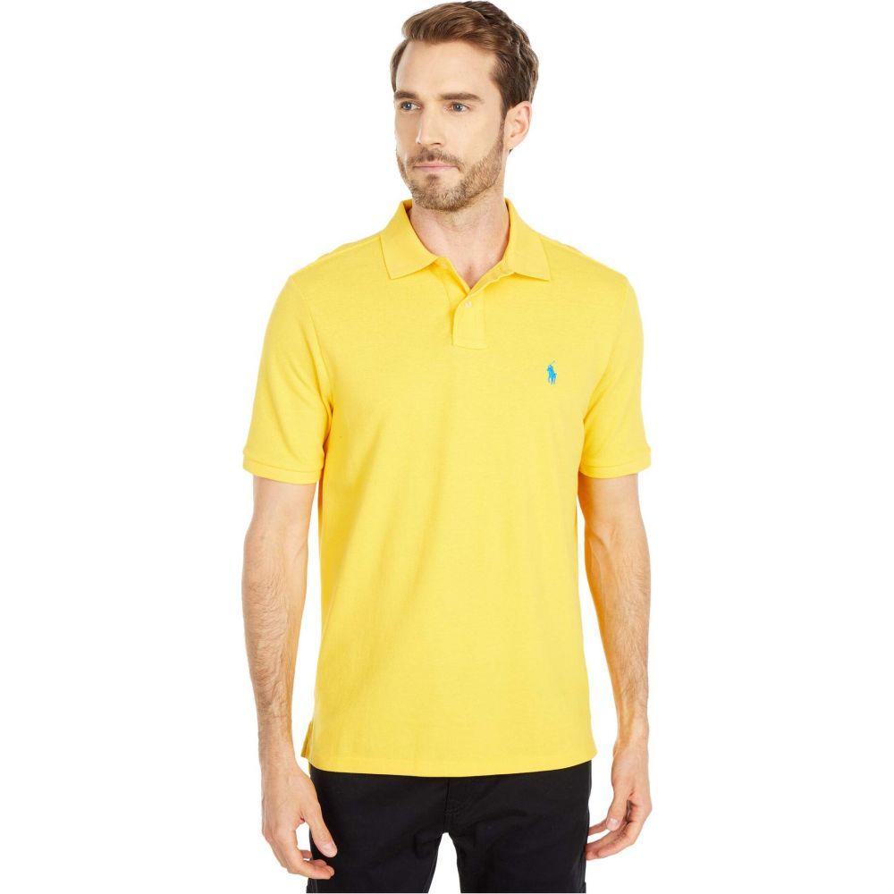ラルフ ローレン Polo Ralph Lauren メンズ ポロシャツ トップス【Classic Fit Mesh Polo】Yellowfin