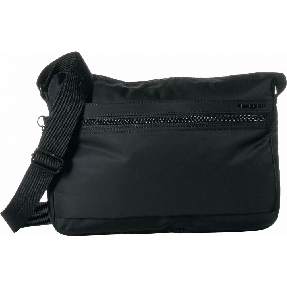 ヘデグレン Hedgren レディース ショルダーバッグ バッグ【Eye RFID Medium Shoulder Bag】Black