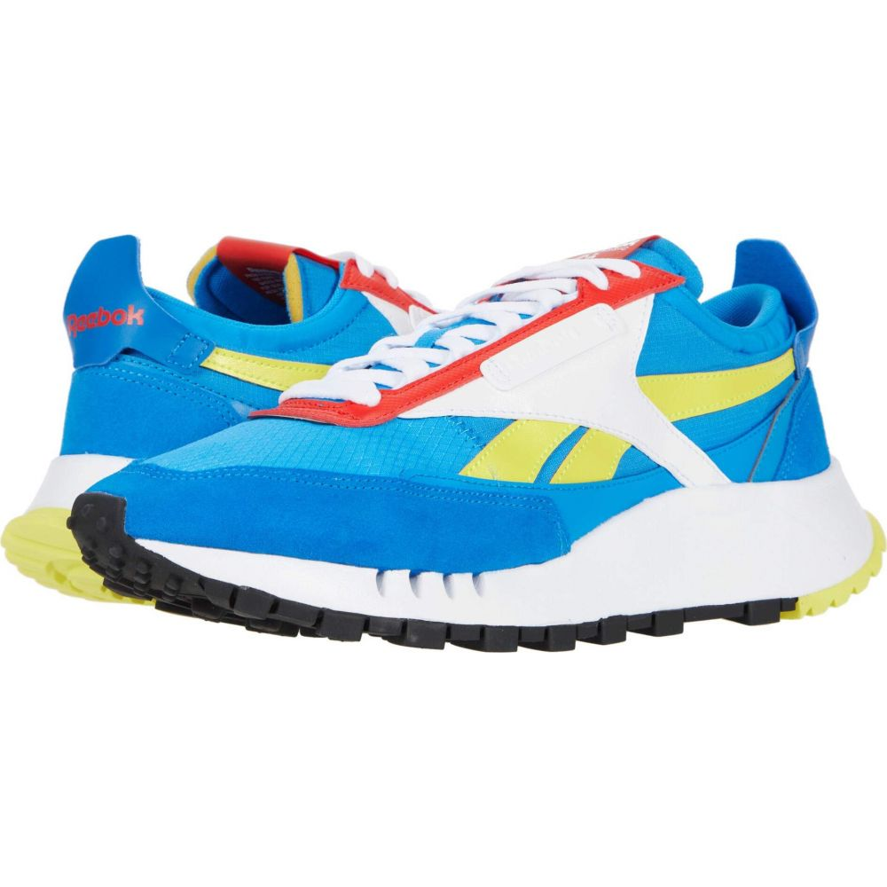 リーボック Reebok Lifestyle レディース シューズ・靴 【CL Legacy】Dynamic Blue/Horizon Blue/Instinct Red