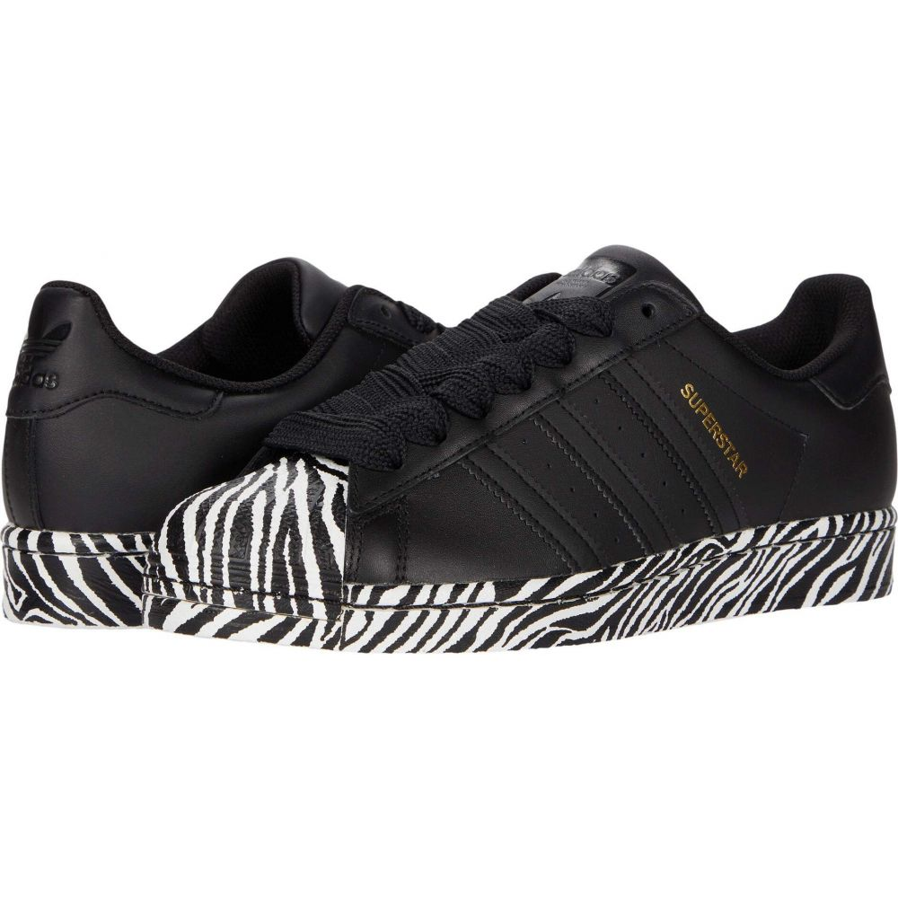 アディダス adidas Originals レディース シューズ・靴 【Superstar】Core Black/Gold Metallic/Footwear White