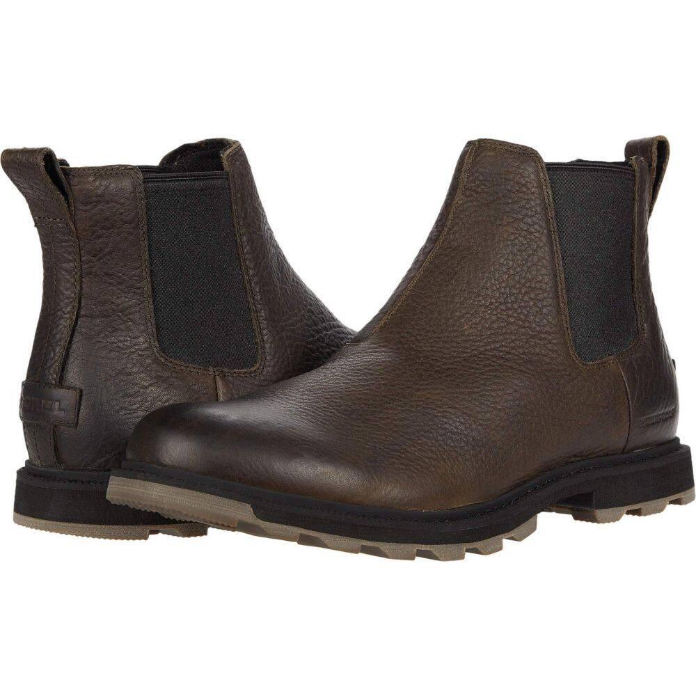 【在庫あり】 ソレル SOREL メンズ シューズ・靴 【Madson(TM) II Chelsea Waterproof】Major, サバエシ 399d6673