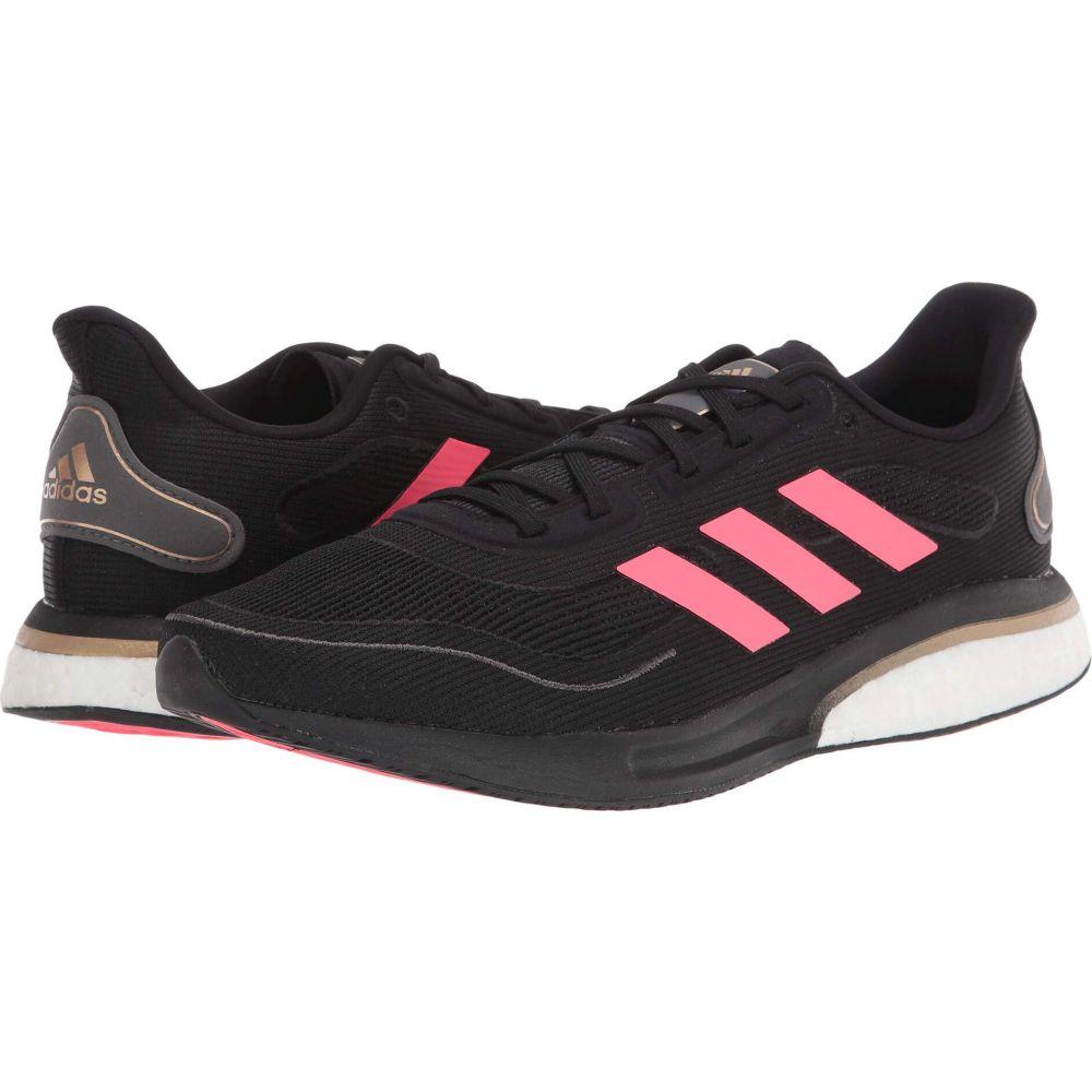 アディダス adidas Running メンズ ランニング・ウォーキング シューズ・靴【Supernova】Core Black/Signal Pink/Copper Metallic